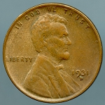 1931 D Lincoln Cent XF-40