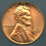 1952 D Lincoln Cent MS-65