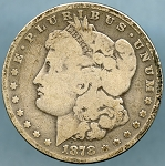 1878 7TF Morgan Dollar Good