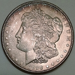 1898 Morgan Dollar MS-63