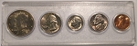 1971 United States Year Set - 5 Coin Set