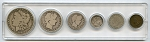 1900 United States Year Set - 6 Coin Set