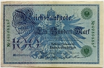 1908 Germany 100 Mark P34 XF