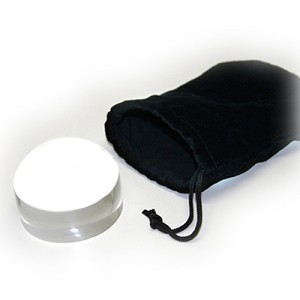 "Ultra Optix 2.5"" Dome 4x Magnifier"