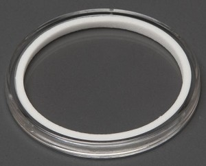 Air-Tite Coin Holder 42 mm - White Ring
