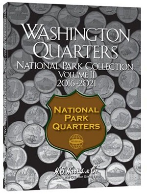 Harris National Park Quarter Folder Volume 2 2016-2021