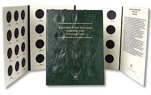 Littleton Kennedy Half Dollar Folder Vol. 2 1986-2003 - LCF8