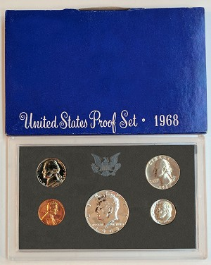 1968-S Proof Set
