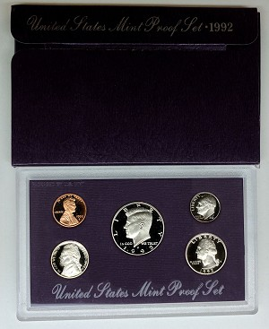 1992-S Proof Set
