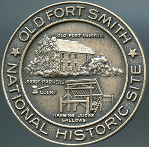 1817-1967 Old Fort Smith National Historic Site Medal