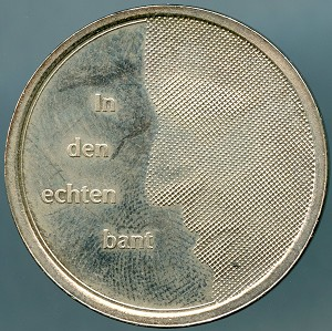 1991 ROYAL DUTCH MINT 'S RIJKS MUNT In Den Echten Bant token