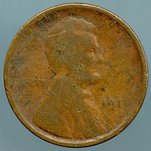 1911 Lincoln Cent AG