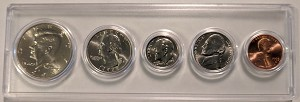 1993 United States Year Set - 5 Coin Set